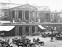 Queen Victoria's Diamond Jubilee Procession at Buckingham Palace May 1897 Photo