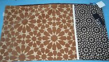 4 Kas Copper Brown/Tan Flecked Cushion Covers 3 used and 1 NWT
