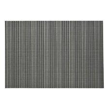 ProCook Woven Rectangular Placemat Set 4 Piece - Dark Grey