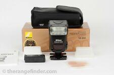 Nikon SB-800 SPEEDLIGHT Electronic Flash MINT/BOXED/Complete