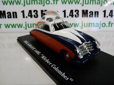 """TDF2G voiture Tour De France 1/43 Hachettes DELAHAYE 148L """"Kleber Colombes"""""""