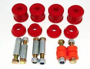 Rear Suspension Axle Bush Kit For Mitsubishi Shogun/Pajero 2.5/2.8/3.0/3.5 93>
