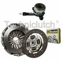 LUK 2 PART CLUTCH KIT WITH CSC FOR RENAULT MASTER BOX 2.5 DCI 100