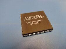 (1) ALTERA EPM7064LC84-7 MAX7000 EEPROM PLD EPLD 64 MACROCELLS 7ns 84 PIN PLCC