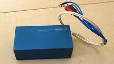 M A Cotter Mk1 Step Up Transformer Original Box, Original instruction Manual