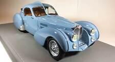 ILARIO IL1804 - Bugatti 57S Atlantic 1936 sn57473 Current and 1955 Car blue 1/18