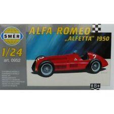 Alfa Romeo Alfetta 1950 SMER 1/24 Scale Model Kit