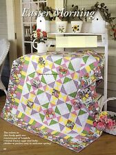 Easter Morning Quilt Pattern Pieced MC Spring