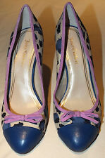 Nice Juicy Couture Sabrina Size 7M Ladies Shoes Heels Pumps