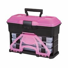 Flambeau T3 Frost Series Mini Front Loader Tackle Box Pink Free Shipping
