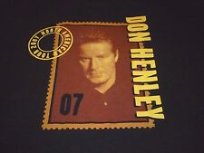 Don Henley Tour Shirt ( Used Size Xl ) Nice Condition!