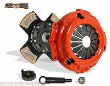 BAHNHOF STAGE 3 CLUTCH KIT fits 93-03 FORD PROBE MAZDA MX6 PROTEGE MAZDASPEED 2L