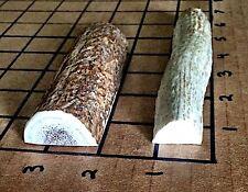 Antler Dog Chews! 1 Pound Split Small Elk/Deer Mix Antler Dog Chews!