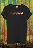 Black Lives Matter Anti Racism Equal Rights Men Women Top Unisex T Shirt 2549