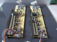 2 MASTER UNITS FOR  REVOX C279 & MR8