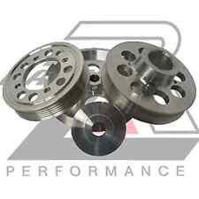 Ralco RZ Underdrive Pulleys Toyota Supra & SC300 GS300 & 2JZGE 2JZGTE JZZ30
