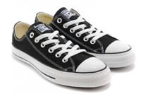 Converse Chuck Taylor All Star Ox Low Black Unisex (Pick Size and Color) M9166