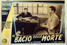 ¡ONLY AVAILABLE 24h.!/ KISS OF DEATH/VICTOR MATURE/1947/OPTIONAL SET/74203/1 FOT