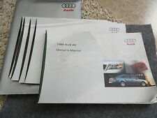 1998 Audi A6  Owners Manual