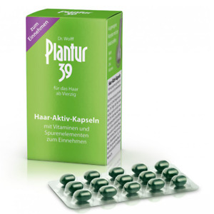 Alpecin - Plantur 39 - Haar Aktiv Kapseln 60Stk