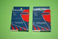 2x Keyster Reparatursatz Vergaser vorne hinten Suzuki VS1400 Intruder VX51L
