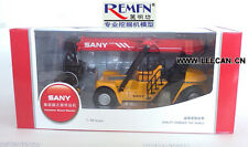 SANY original container front forklift lifting machine alloy car model 1:50 (R)