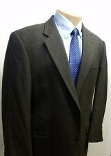 JOSEPH ABBOUD NORDSTROM MENS SPORT COAT HOUNDSTOOTH 42R 2BUTTON 100% LAMBS WOOL