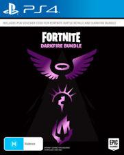 Fortnite Darkfire Bundle PS4 Game NEW