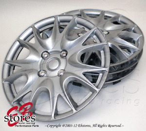 """14"""" Inches Hubcap Style#533- 4pcs Set of 14 inch Wheel Rim Skin Cover Hub caps"""