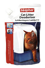 Beaphar Cat Litter Deodoriser Banish Litter Tray Odours - Valentina Valentti UK