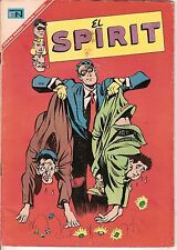 El Spirit (The Spirit) #13 1967 Spanish, Will Eisner from Mexico Good or better
