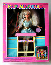 Vintage Betty Teen Bendable Doll Pop Musician M&C Sindy Petra Jem Ko New !