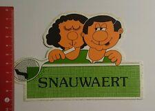 Pegatina/sticker: Snauwaert (07081624)