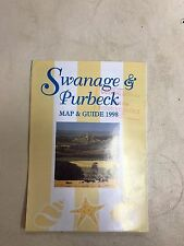 Swanage and Purbeck Map and Guide 1998