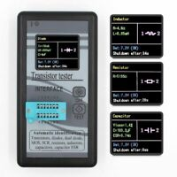 "1.8"" TFT LCD Transistor Tester Diode Triode Capacitance Meter LCR ESR M328 CAO"