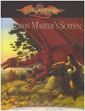 Dragonlance Dungeon Master's Screen: d20 D&D Dungeons & Dragons - Factory Sealed