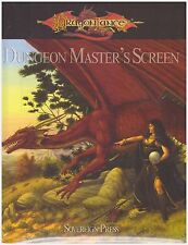 Dragonlance Dungeon Master's Screen D&D d20 *NEW* Dungeons & Dragons