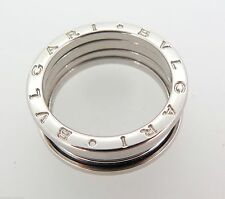 Bvlgari White Gold 18k Fine Rings