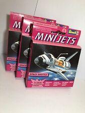New Old Stock!!! REVELL MINIJETS SPACE SHUTTLE 06508 Mini Kits