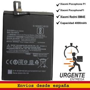 Nuevo Bateria Para Xiaomi Pocophone F1 / BM4E / 4000mAh / Comprobar Previamente