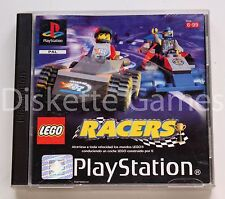 LEGO RACERS - PLAYSTATION PSX PS1 PLAY STATION 1 - PAL ESPAÑA - RACER