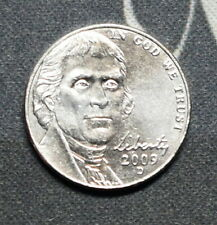 2009-D Circulated Jefferson Nickel Free Shipping