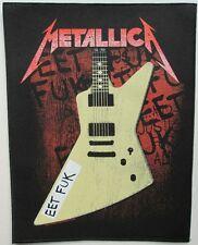 Aufnäher für Musikfans Metallica