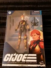 Gi joe classified series scarlett