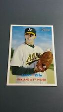 BARRY ZITO 2006 TOPPS HERITAGE CARD # 105 B6512