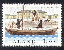 Aland 1988 Boat/Postal Service/Post/Mail/Transport/Sailing/Nautical 1v (n28020)