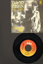 "DAVID ESSEX City Lights  7"" SINGLE  St Amie 1976"