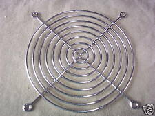 Computer Ventola Griglia Di Protezione 120mm Cromo 5 pezzi OL0368