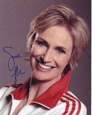 Jane Lynch Signed Autographed 8x10 Glee Sue Sylvester Photograph