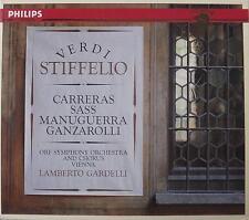 ██ OPER ║ Giuseppe Verdi ║ STIFFELIO ║ Lamberto Gardelli ║ 2CD